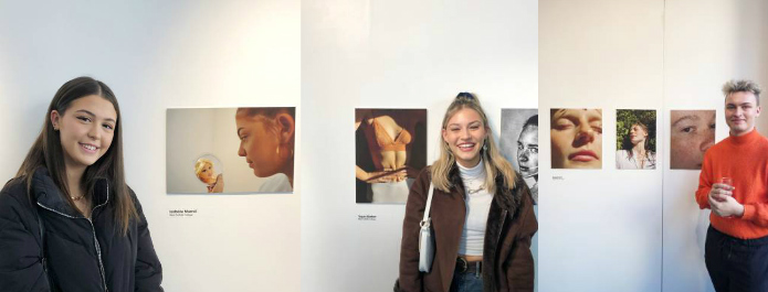 Fashion Media and Promotion students in 'Beyond The Frame' photography competition