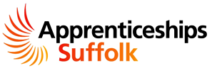 apprenticeships suffolk logo