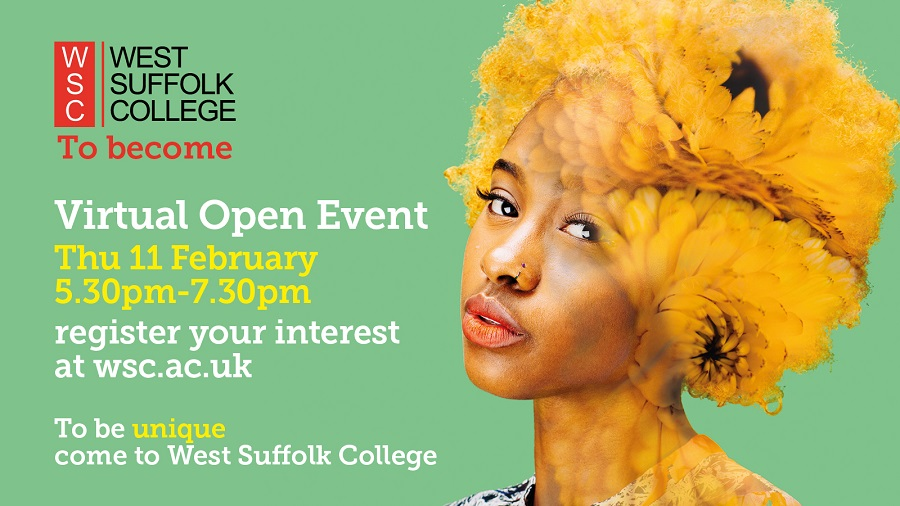 Open Event 7 and 26 November