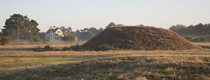 A Walk With The Ghosts Of Sutton Hoo's Past
