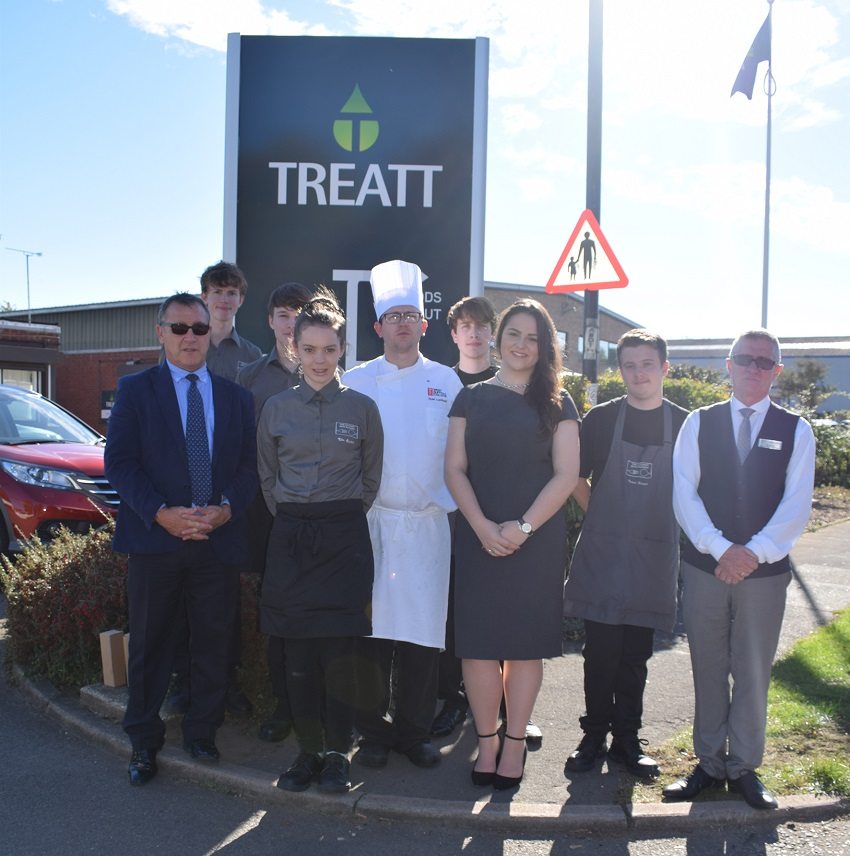 Culinary Students At West Suffolk College Tickle The Taste Buds Of