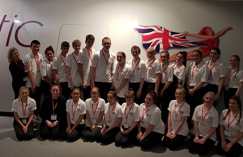 virgin atlantic students 850