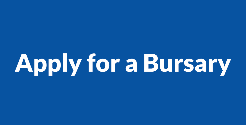Apply for a Bursary