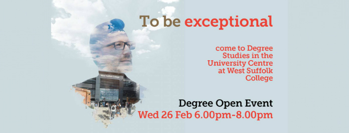 Open Event 24 February