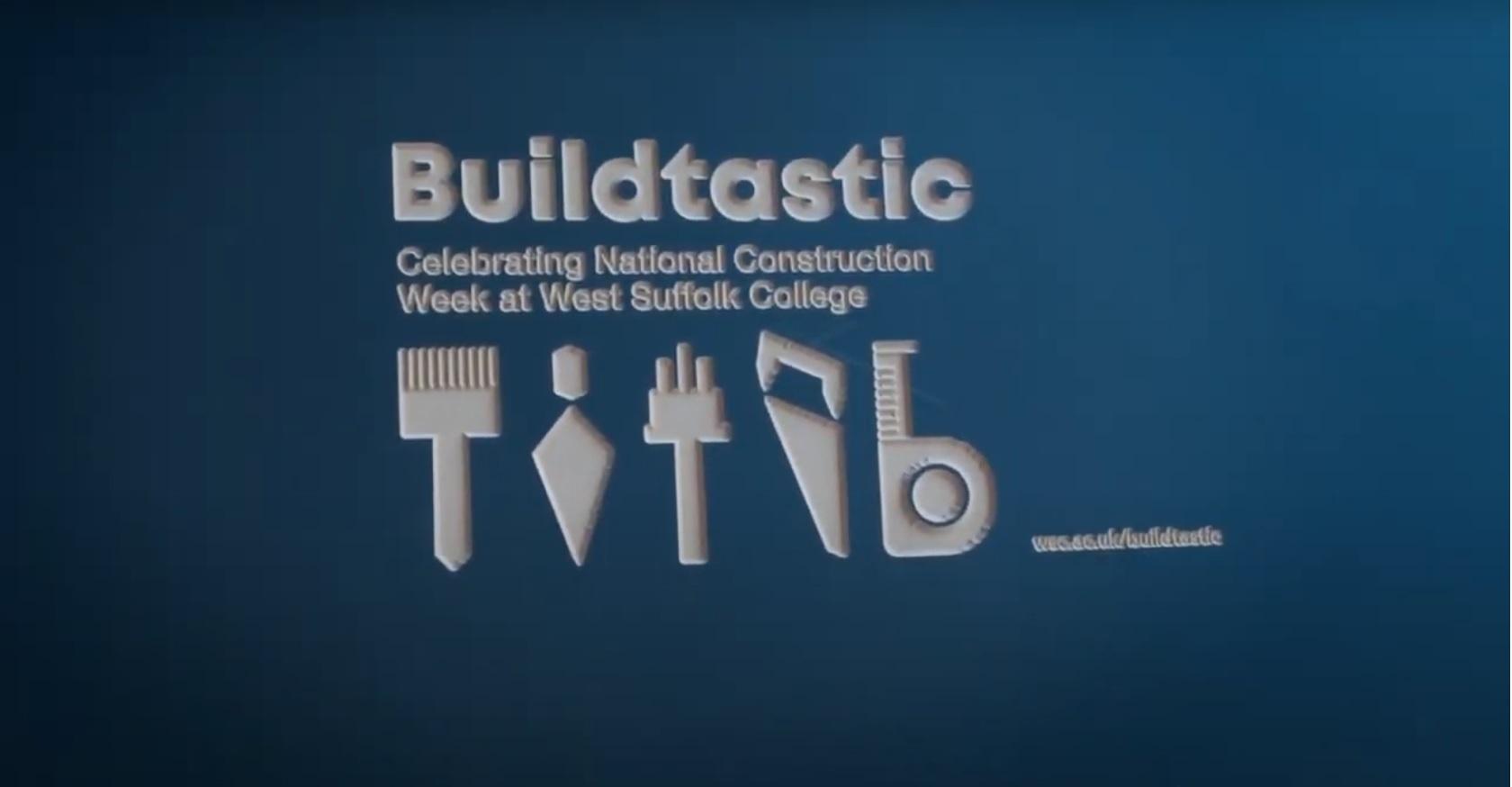 Timelapse CNC cut out of BUILDtastic Logo