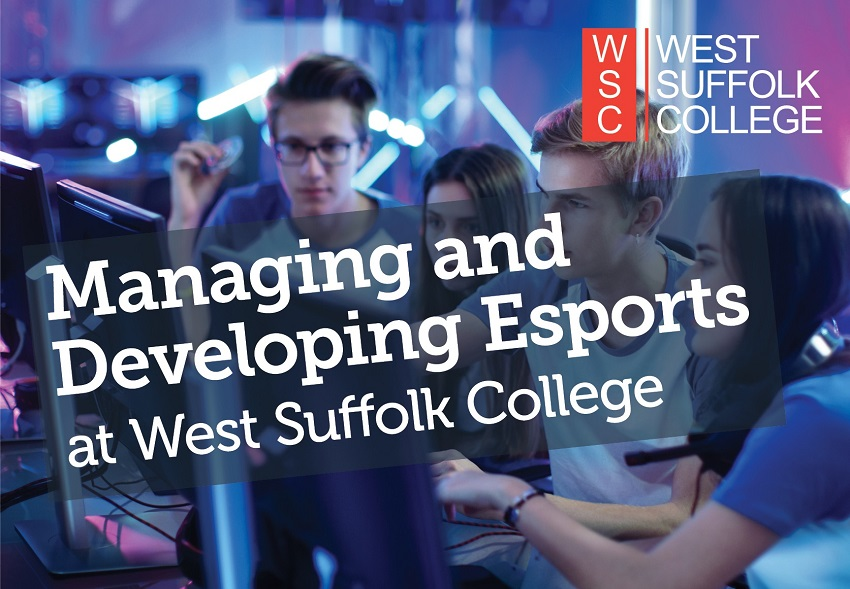 Managing And Developing Esports Extended Diploma Level 3