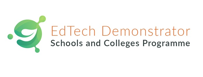 We officially become a DfE Ed-Tech Demonstrator!