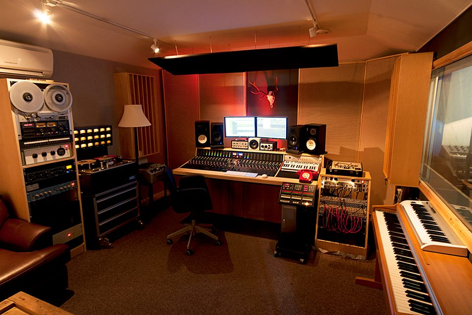 Shrubbery Recording Studio 3