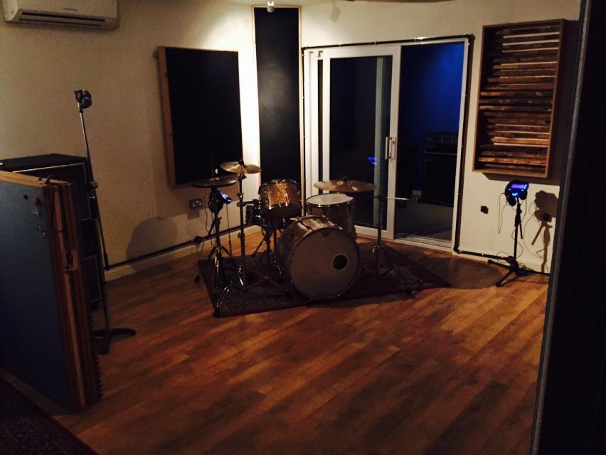 Shrubbery Studio Live Room