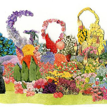 Art and Design - Google Doodle by Ben Giles