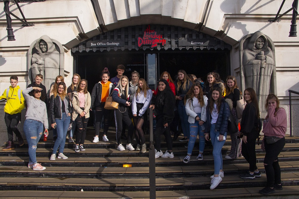 london dungeon outside