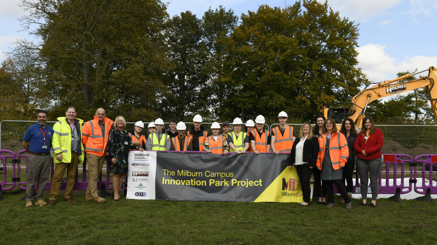 Milburn Innovation Park Project Launched